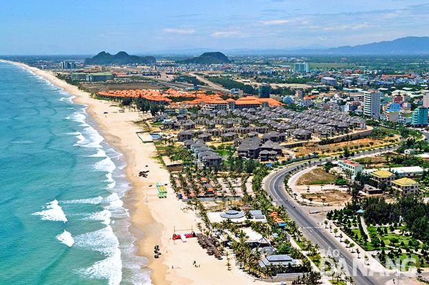 Vì sao giá đất ven biển Đà Nẵng năm 2017 tăng 4 lần so với năm 2016?