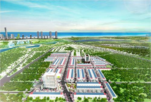 dự án Sakura Central Park