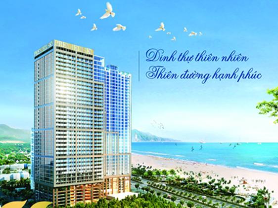 Ra mắt tổ hợp khách sạn và căn hộ cao cấp tại Đà Nẵng