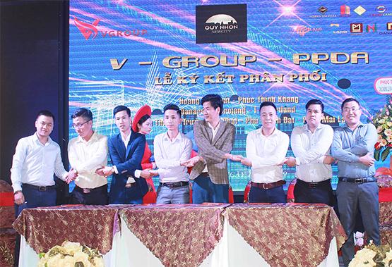 Hoàng Giá Phát ra mắt dự án Quy Nhơn New City tại Bình Định