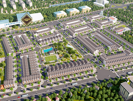 Cơn sốt dự án Green Complex City