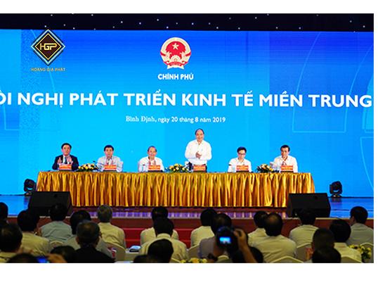 Bất động sản Hoài Nhơn - Bình Định đón sóng sau hội nghị kinh tế miền Trung