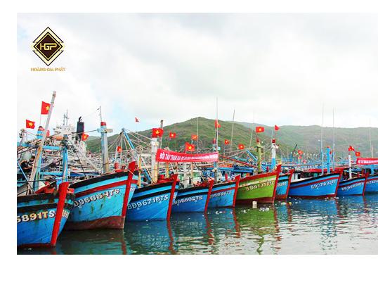 Bình Định trở thành trung tâm kinh tế biển