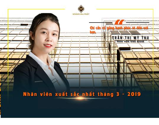 Nhân viên xuất sắc nhất tháng 3 năm 2019