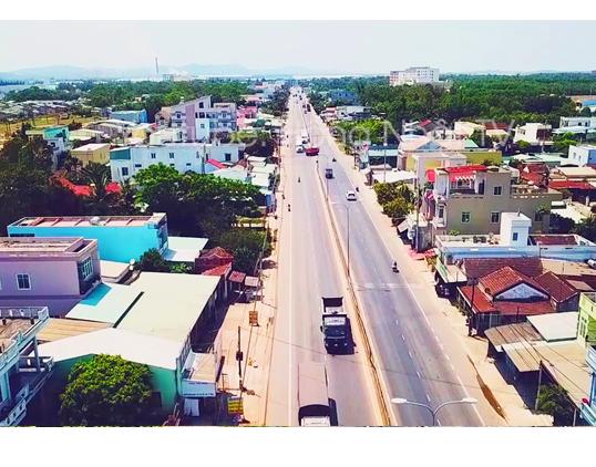 Núi Thành hướng đến đô thị tạo sức hút cho thị trường BĐS