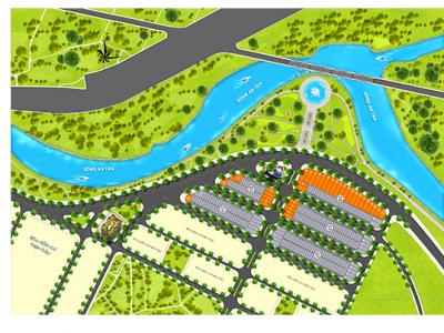 Khu đô thị sinh thái Khang Thịnh Riverside